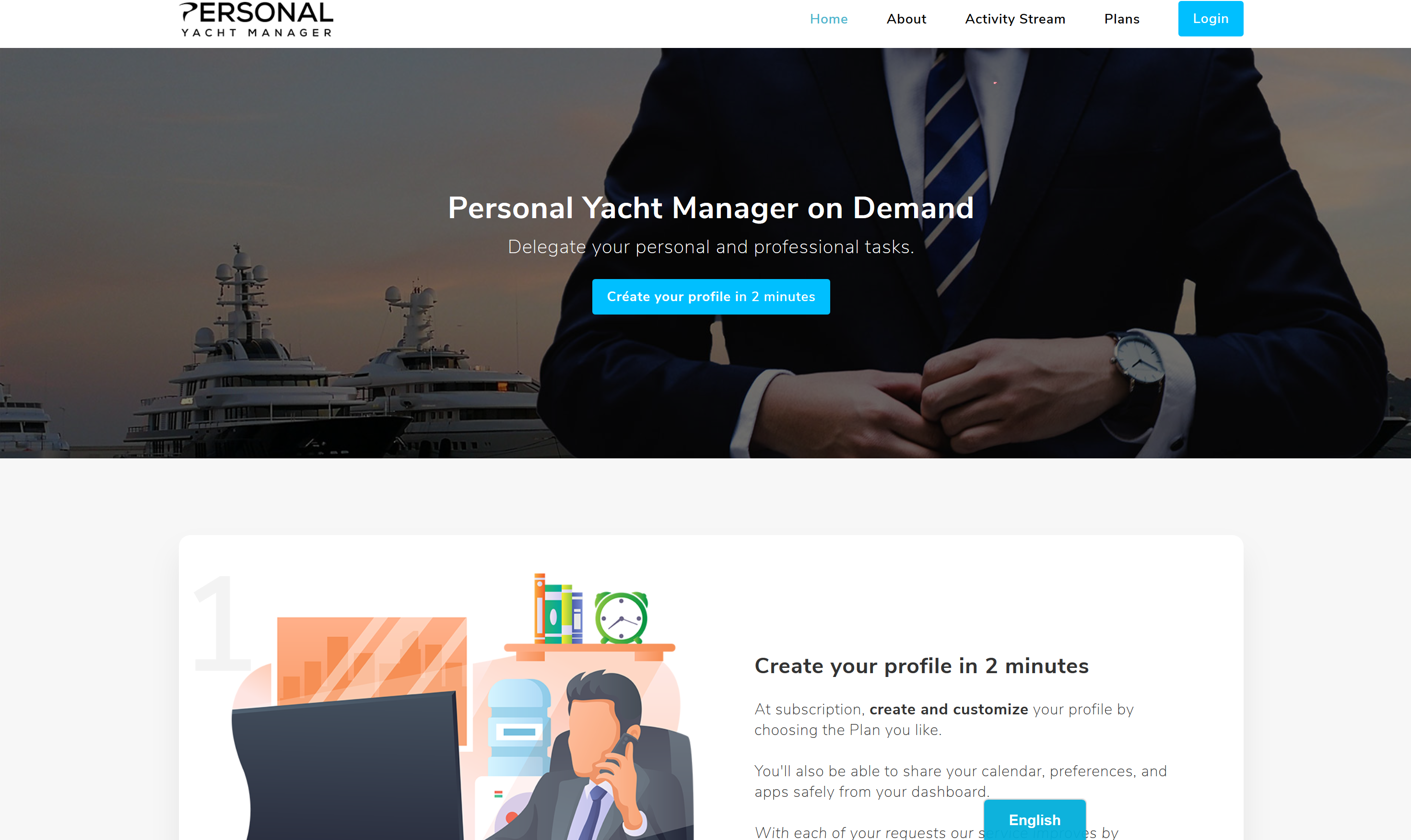 Yacht Manager
